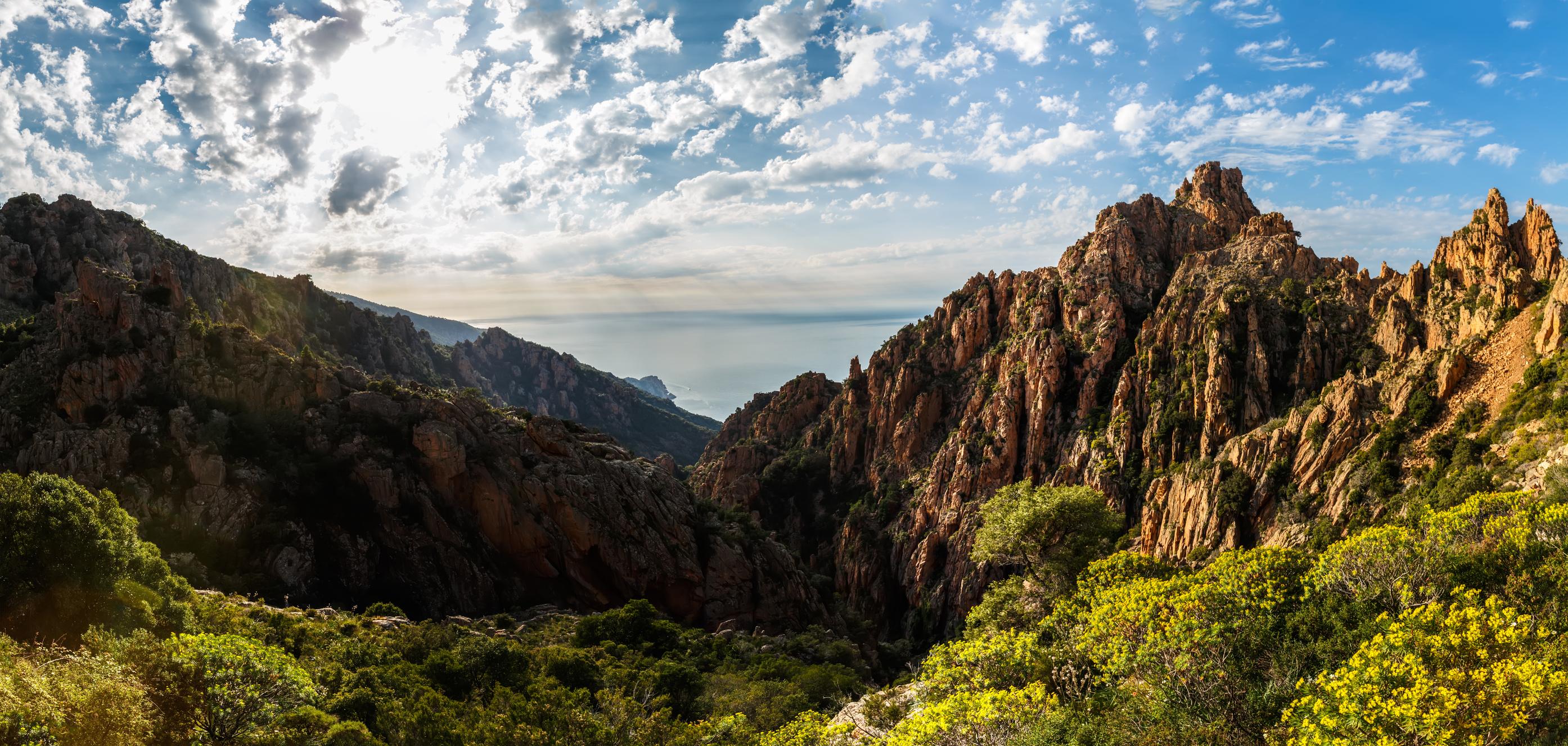 """Corsica """"Montagna E Mare"""""""