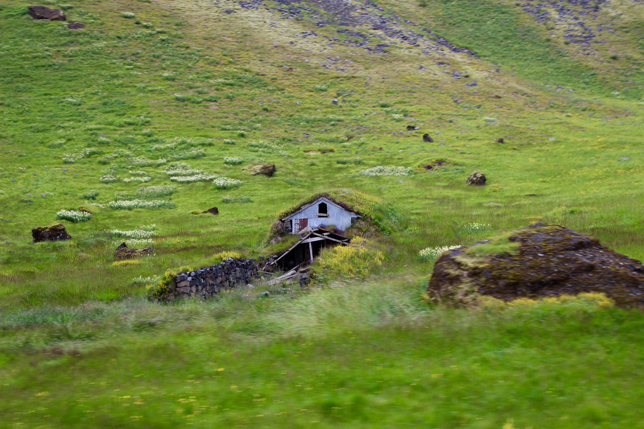 Islande , Terre de Feu et de Glace