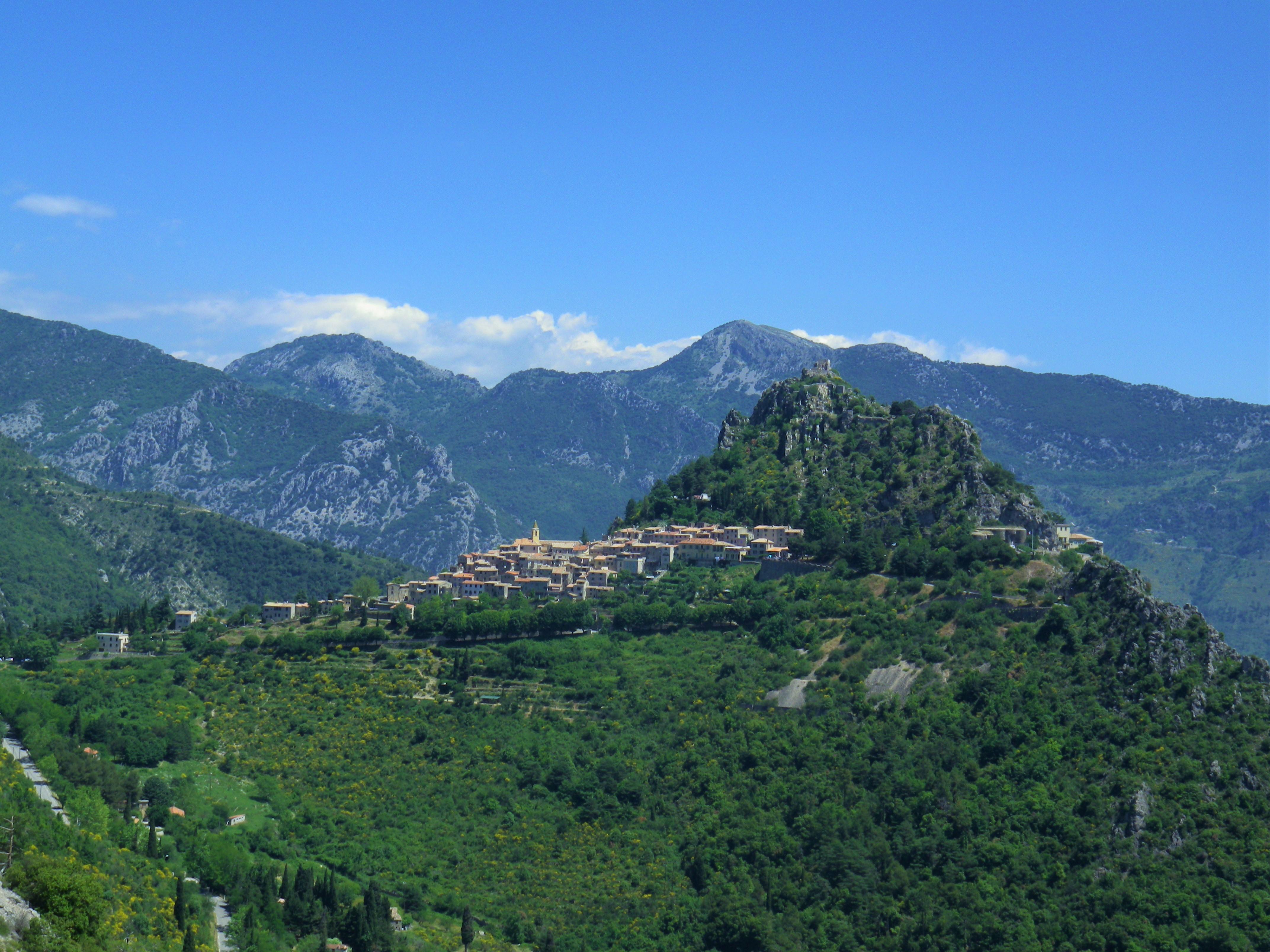 Menton, Le Berceau des Alpes