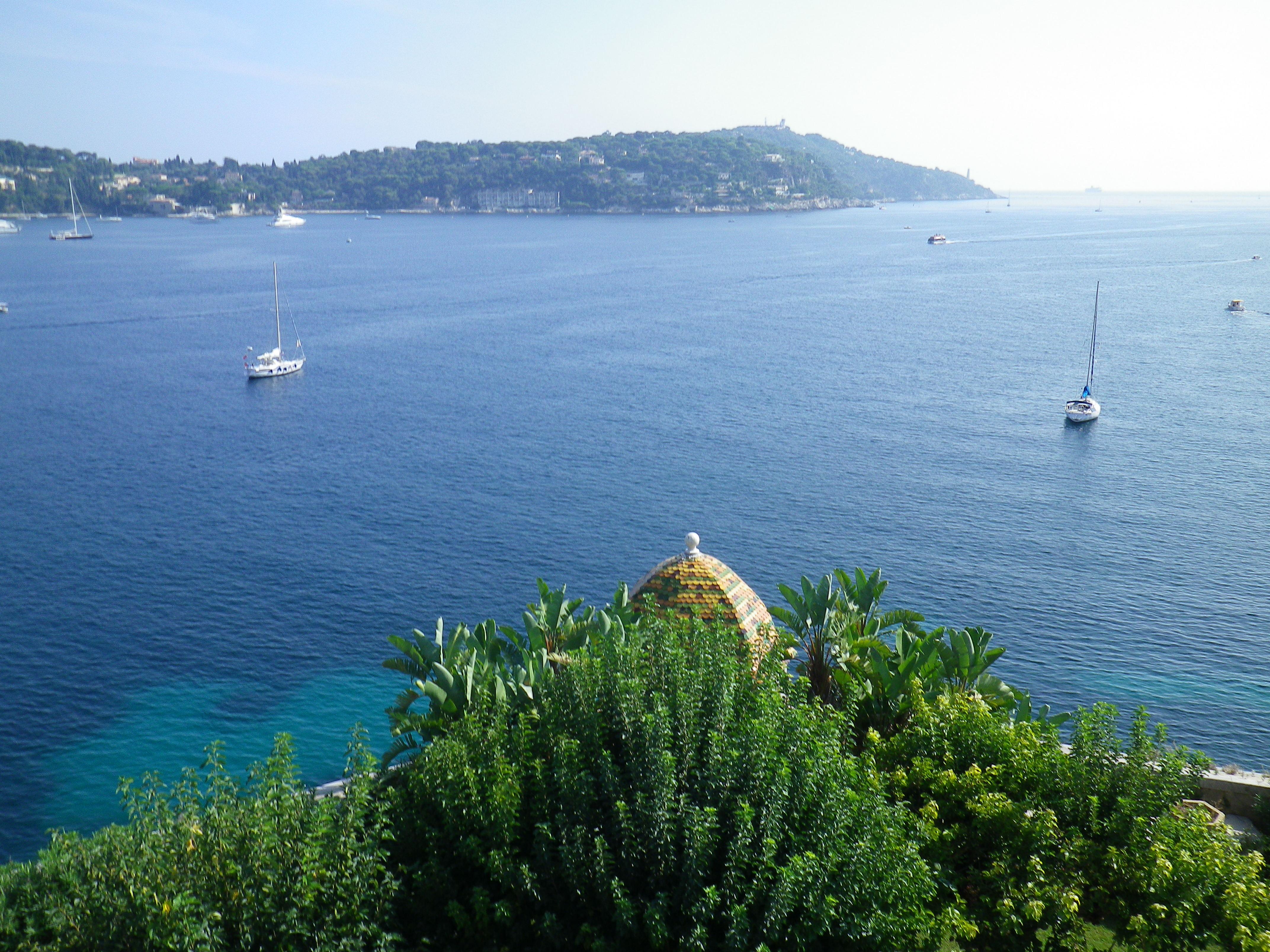 Iles et Caps sur la Côte d'Azur