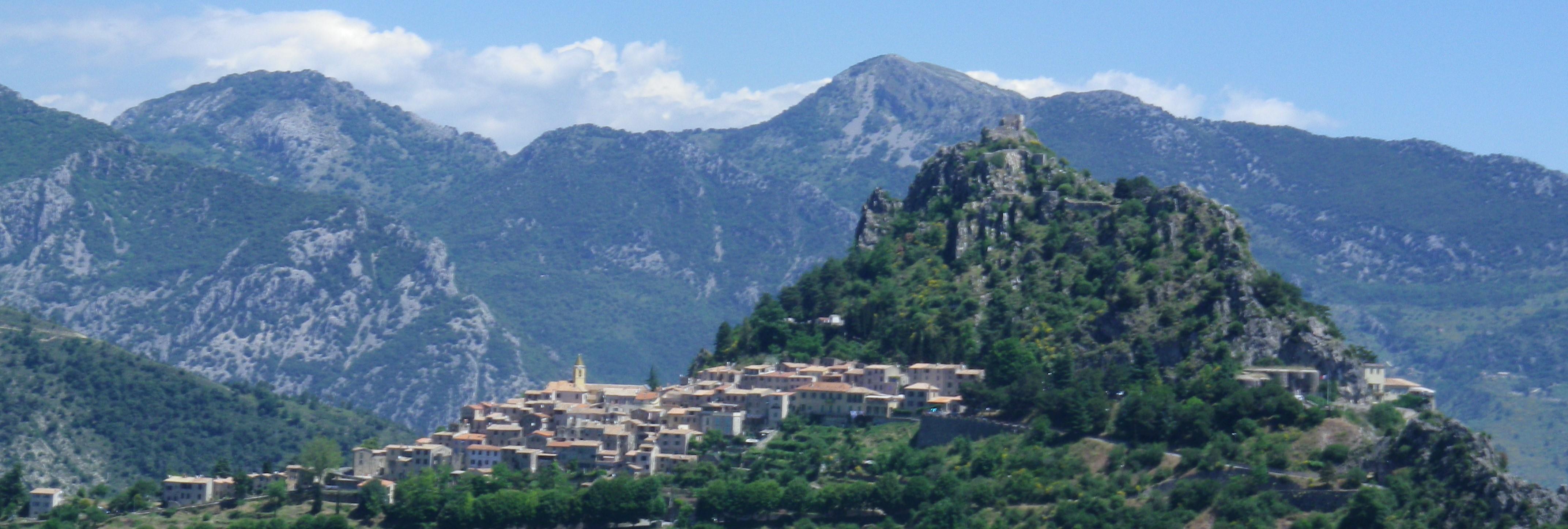 Le plus Haut Village Méditerranéen