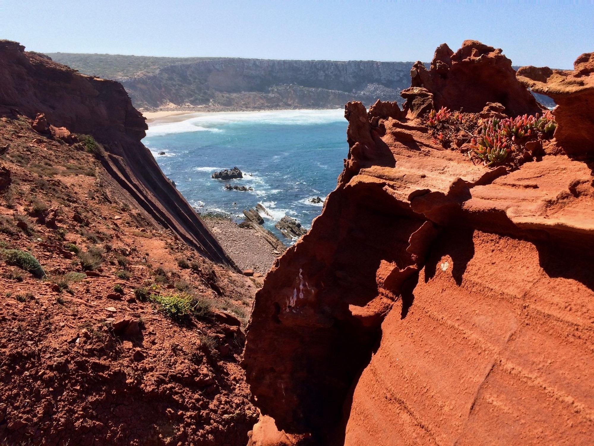Portugal Algarve : Fenêtre sur l'océan
