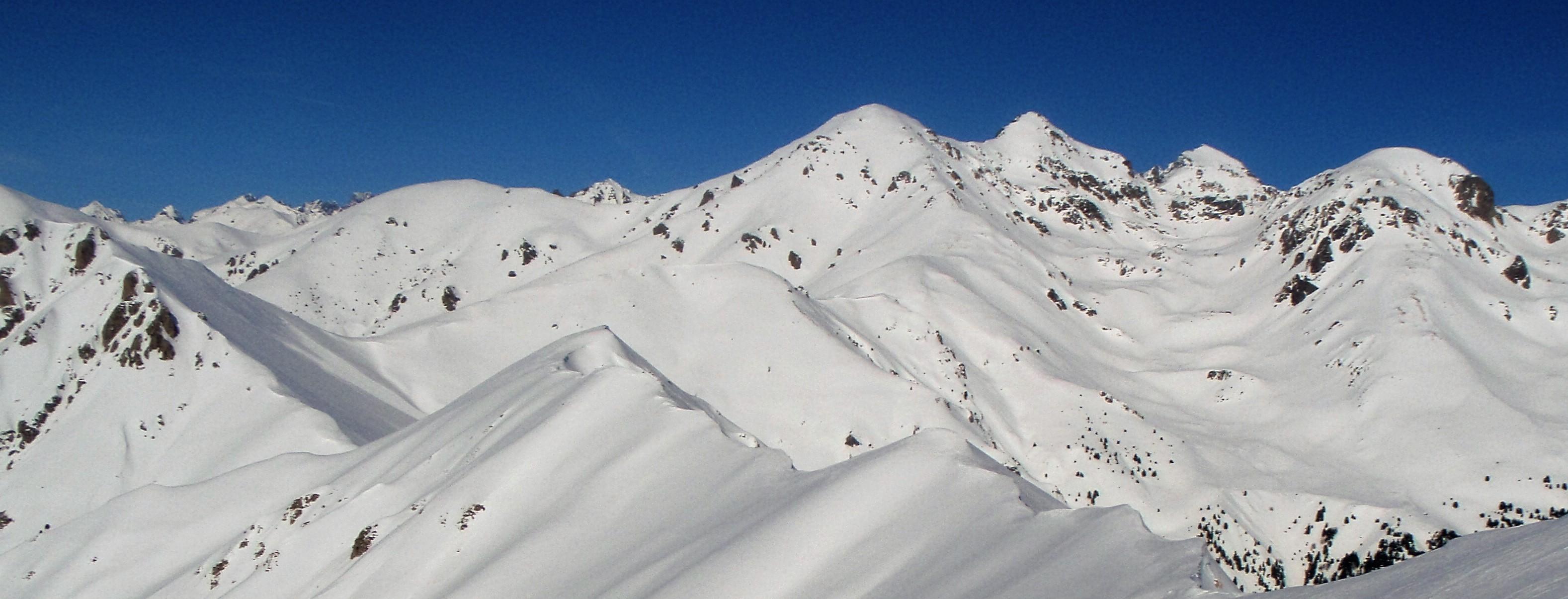 Vallée des Merveilles en hiver