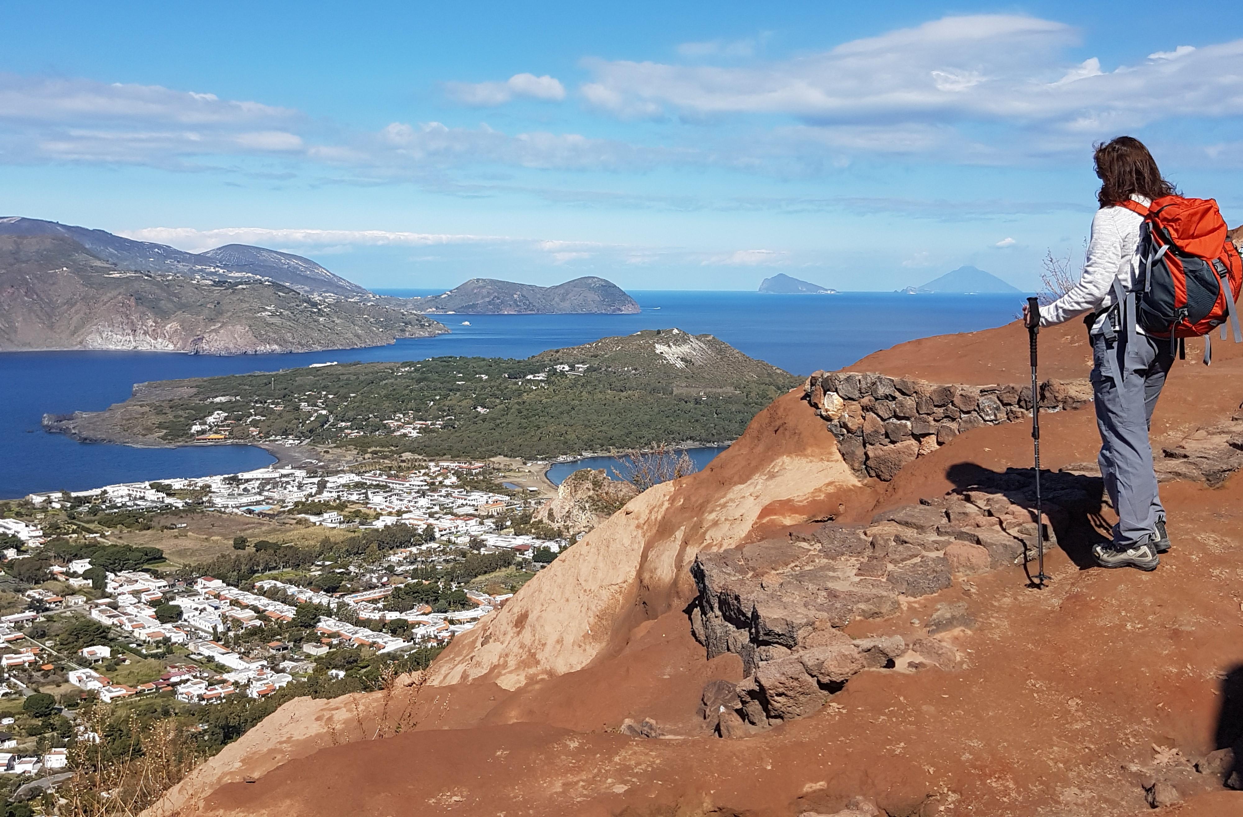 Les volcans des Iles Eoliennes