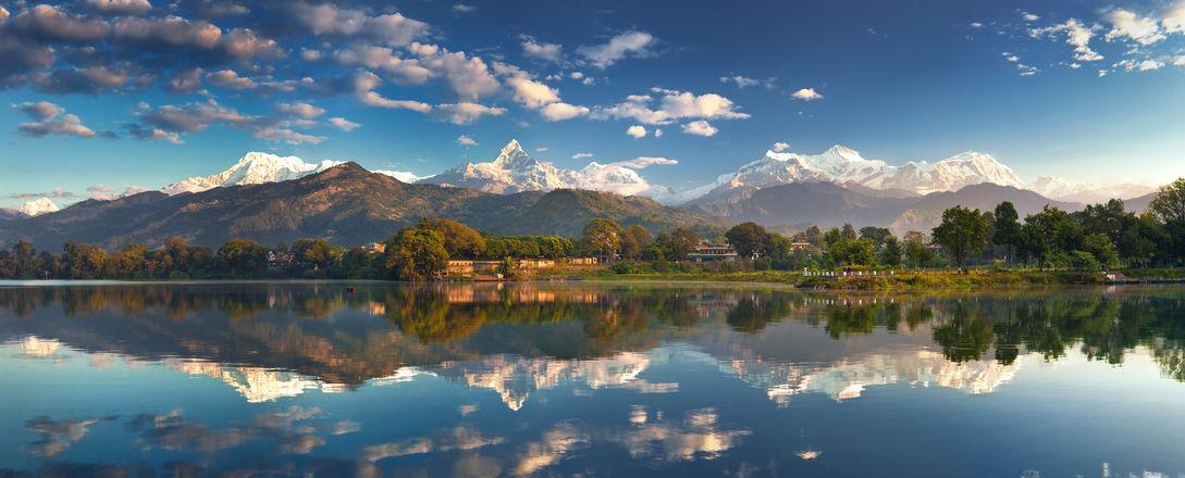 Népal – Lac sacré du Gokyo